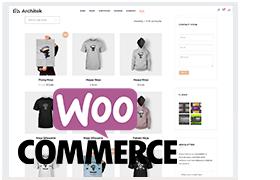 Woo Commerce Ready