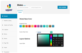 Unlimited Colors  Download Blake | High-Grade MultiPurpose WordPress Theme nulled desc8