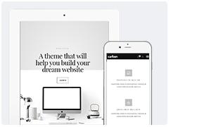 Londres - Stylish Multi-Concept WordPress Theme - 1