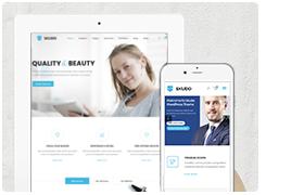 Skudo - Responsive Multipurpose WordPress Theme - 1